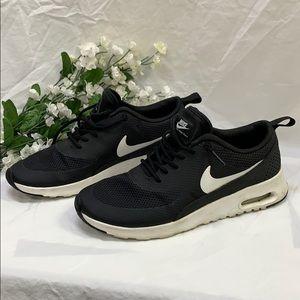 Nike Black Air Max Thea Sneaker